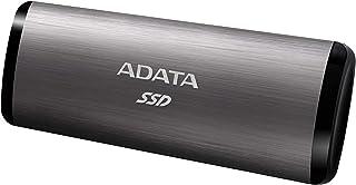 ADATA Portable SE760 2TB USB 3.2 Grey Titanium