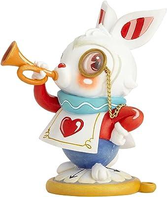 The World of Miss Mindy Disney 6001037 White Rabbit Alice in Wonderland Figurine