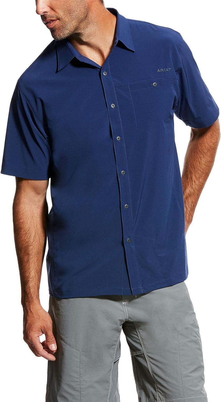 ARIAT Men's Tek Solitude Shirt