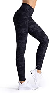 THE GYM PEOPLE Women's High Waist Yoga Pants with Pocket Tummy Control Hiking Leggingsfor Workout, Running