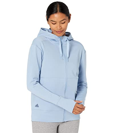 adidas Golf Go-To Primegreen COLD.RDY Full Zip Hoodie