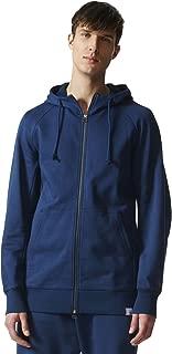 adidas Men's XBYO Hoodie Mineral Blue CD8522