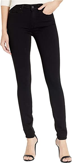 Hoxton Ultra Skinny in Black Shadow