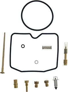 Race Driven OEM Replacement Carburetor Rebuild Repair Kit Carb Kit for Kawasaki Prairie KVF300 KVF 300
