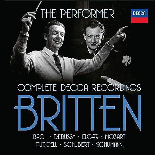 Britten The Performer