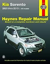 Best kia sorento repair manual Reviews