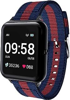 ساعة ذكية بلوتوث S2 مع معدل ضربات القلب الديناميكي ومستشعر السعرات الحرارية من لينوفو - متعدد الالوان