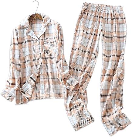 LLSS Leepwear de Talla Grande Grande para Mujer, Pijama de ...
