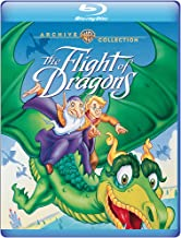Flight Of Dragons (1982) [Edizione: Stati Uniti] [Italia] [Blu-ray]