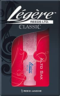 Legere AS2.5 Eb Alto Saxophone Standard Cut No. 2.5 Reed