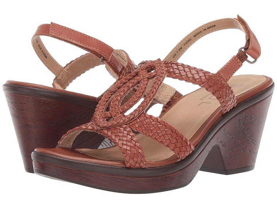 SOUL Naturalizer Faire (Saddle Leather) High Heels