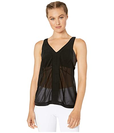ALO Shape Tank (Black) Women