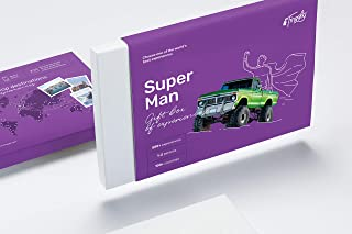 Superman - Tinggly Gift Voucher/Gift Card in a Gift Box