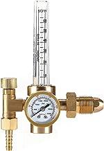 CO-Z Argon CO2 Mig Tig Flow Meter Welding Weld Regulator Gauge CGA-580 Gas Welder