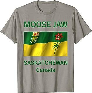 NorthernLights: Moose Jaw Saskatchewan T-Shirt
