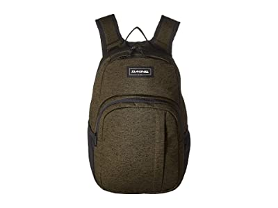 Dakine Campus Small 18L Backpack (Dark Olive) Backpack Bags