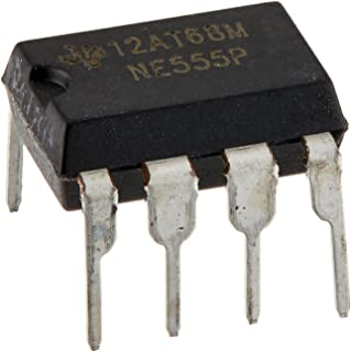 Texas Instruments NE555P Single Precision Timer (Pack of 10)