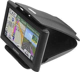 GPS Dash Mount [Matte Black Dock] for Garmin Nuvi Drive Dezl Drivesmart, Tomtom, Magellan Roadmate, Rand McNally, Navman, ...