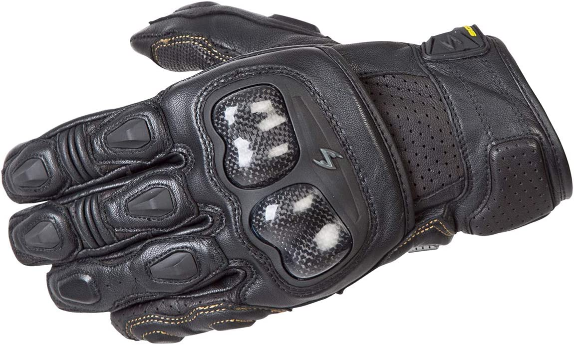 New product type Scorpion EXO SGS MKII Men's Short Cuff Sport XXX- Black Gloves Challenge the lowest price of Japan ☆