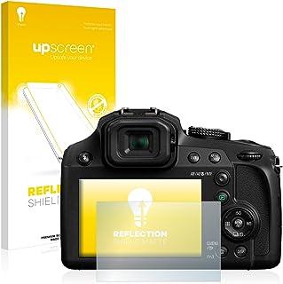 upscreen Protector Pantalla Mate Compatible con Panasonic Lumix DC-FZ82 Película
