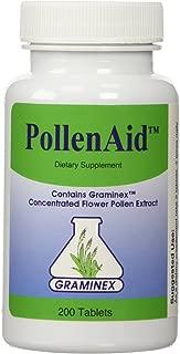 Graminex Pollenaid 200 Ct, 200 Count