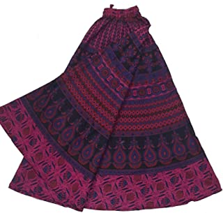 Shivaya Creation Long Skirts Magenta
