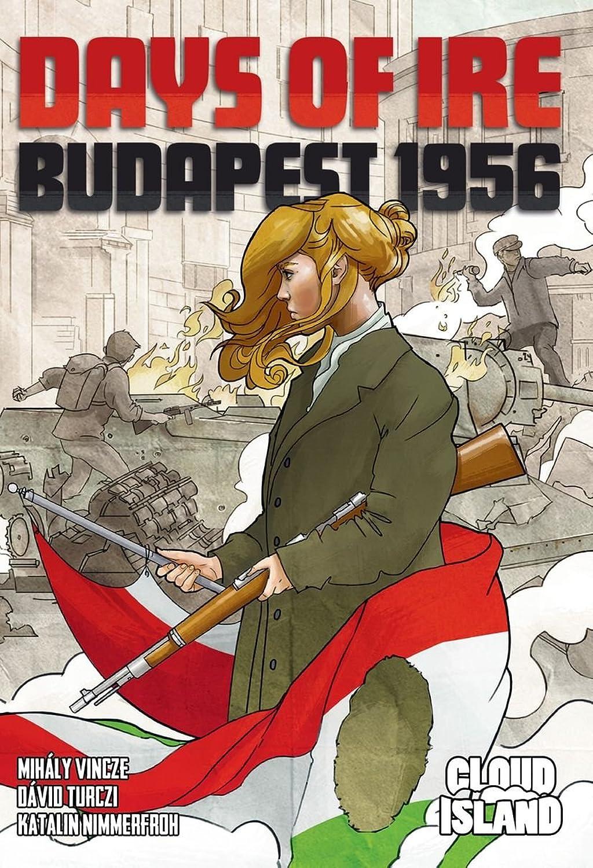 de moda Days of Ire    Budapest 1956  soporte minorista mayorista