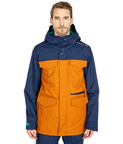 Burton Covert Jacket (Dress Blue/True Penny) Men