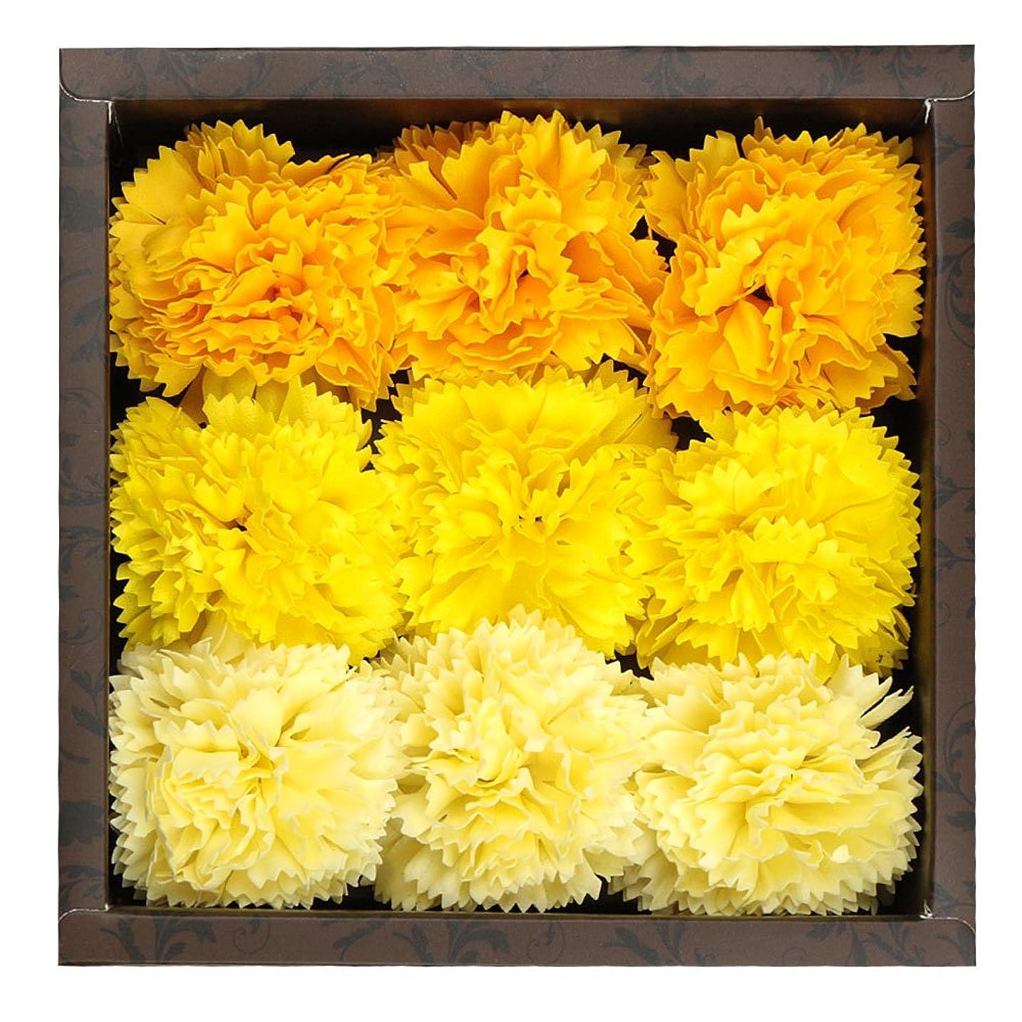 使役近傍円形の(キステ)Kisste 入浴剤 フラワーフレグランス*Carnation*~石鹸の香り~ 5-3-01955