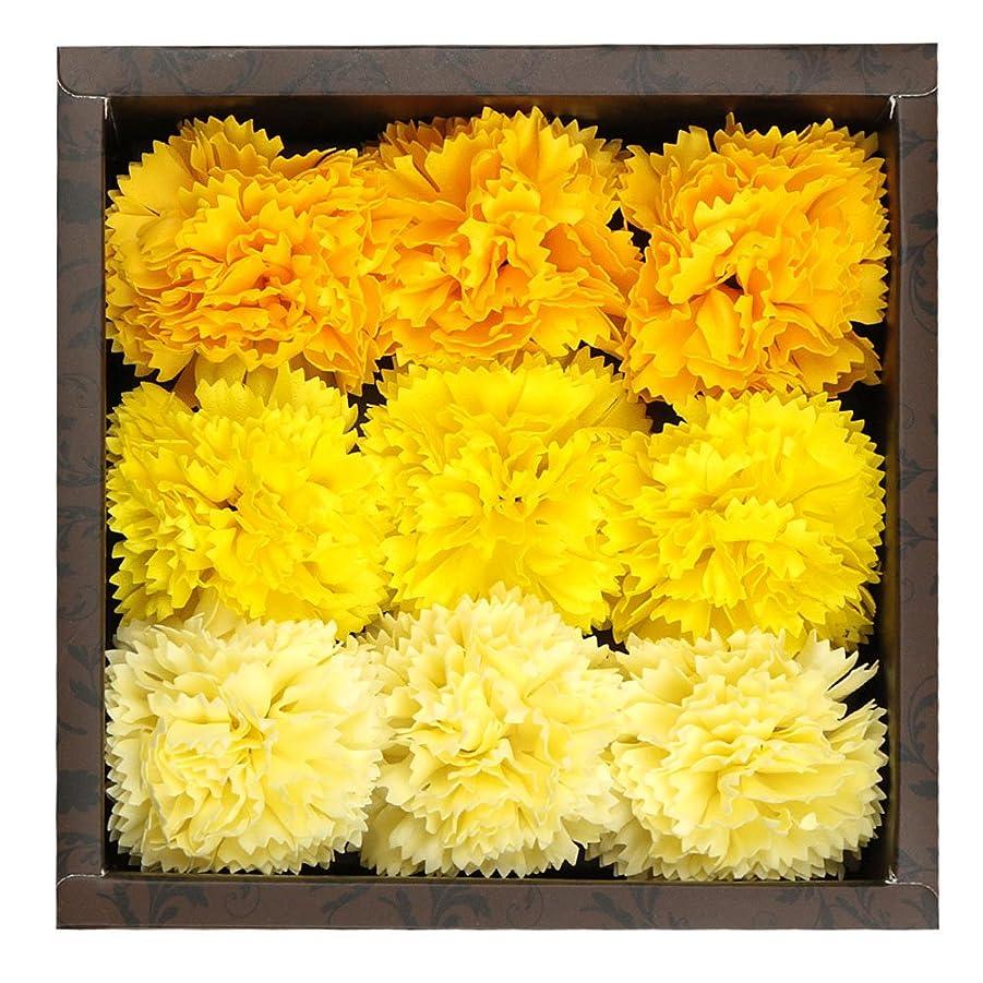 願望さようなら文房具(キステ)Kisste 入浴剤 フラワーフレグランス*Carnation*~石鹸の香り~ 5-3-01955