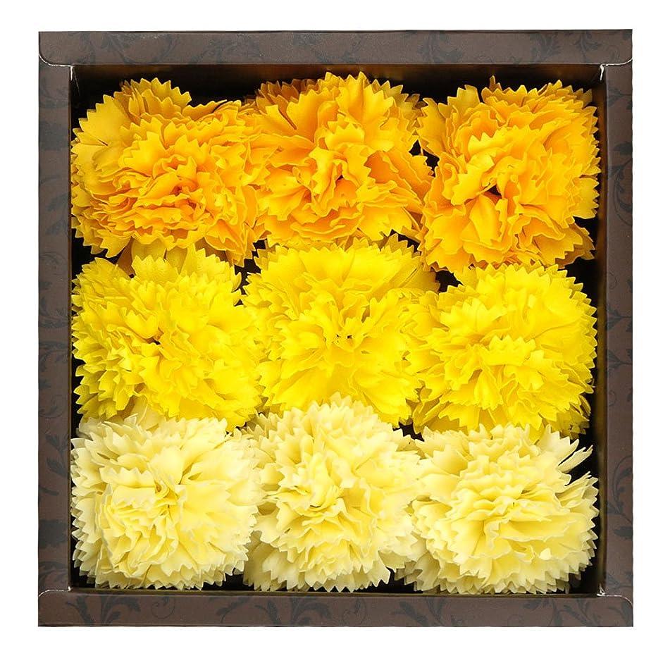 アブセイ大破許さない(キステ)Kisste 入浴剤 フラワーフレグランス*Carnation*~石鹸の香り~ 5-3-01955