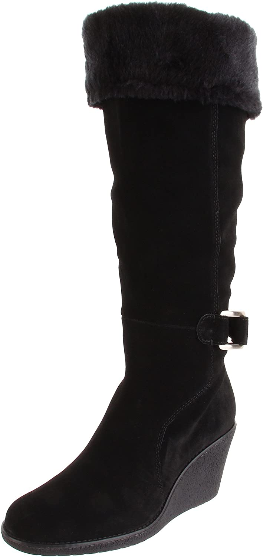 Tahari Women's Jenny Wedge Boot