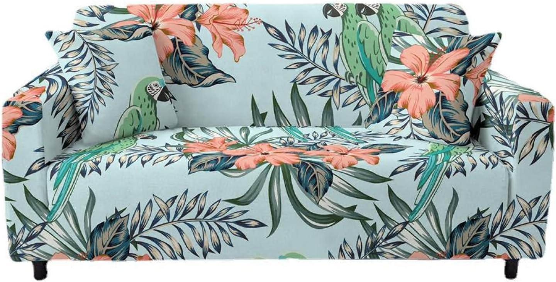 SHUCHANGLE Printed Sofa Cover - 25% OFF Tropical Ranking TOP18 Universal Animal Plant