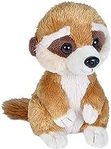 Wild Republic Meerkat Plush, Stuffed Animal, Plush Toy, Gifts for Kids, Hug'Ems 7