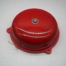 Deurbellen ROOD brand controle Traditie Elektrische Bell Hoge DB Alarm Bell Deurbel School Fabriek Bell 200MM8INCH