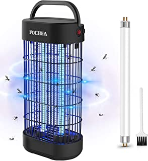 Lámpara Anti Mosquitos, FOCHEA UV Mata Mosquitos Electrico