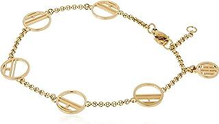 TOMMY HILFIGER WOMEN'S IONIC GOLD PLATED STEEL BRACELETS -2780326