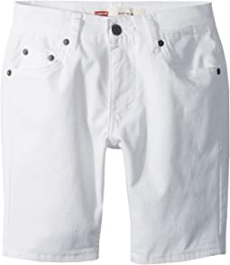 Levi's® Kids - 511 Slim Fit Soft Brushed Twill Shorts (Big Kids)