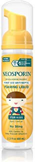 Neosporin Wound Cleanser For Kids To Help Kill Bacteria, 2.3 Oz (Pack of 2)