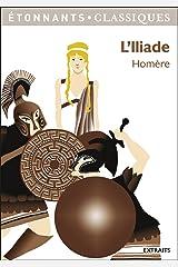 L'Iliade Format Kindle