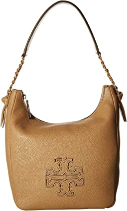 Harper Zip Hobo