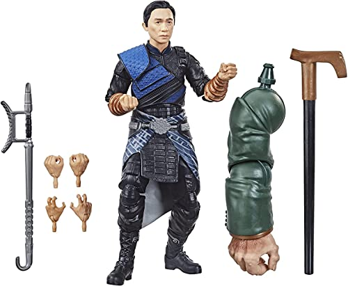 high quality Marvel Hasbro Legends Series sale Shang-Chi and The new arrival Legend of The Ten Rings 6-inch Collectible Wenwu Action Figure Toy for Age 4 and Up online sale