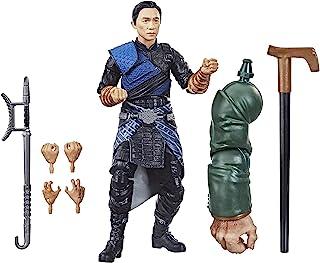 Boneco Marvel Shang-Chi and The Legend Of The Ten Rings, Figura de 15 cm - Wenwu - F0248 - Hasbro