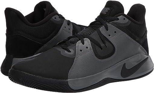 Black/Iron Grey