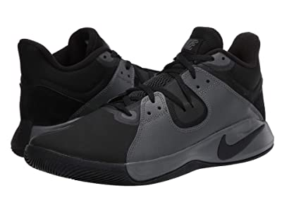 Nike Fly.By Mid NBK (Black/Iron Grey) Men