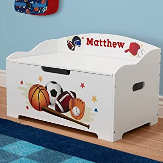 Best custom painted toy boxes Reviews
