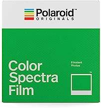 polaroid spectra system film pack