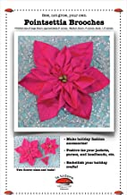 La Todera Patterns-Poinsettia Brooches