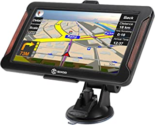 Navigation App For Commercial Vehicles