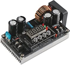DC-DC Buck Converter, DROK Step Down Voltage Regulator DC 6V-65V to 0-60V Buck Converter 8A 400W CC CV NC Adjustable Power Supply Volt Reducer Module